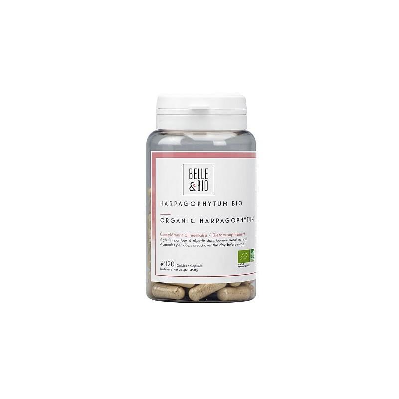 Gheara Diavolului Bio (Harpagophytum Bio) 120 capsule, pret, efecte, beneficii