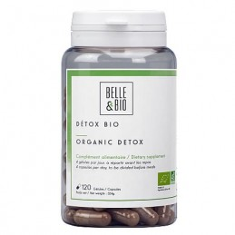 Detox Bio, 120 capsule, detoxifiere organism, program detoxifiere organism