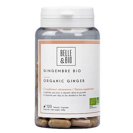 Ghimbir Bio 120 capsule