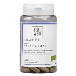 Relaxe Bio 120 capsule, linistire, calmare, stres, suprasolicitare