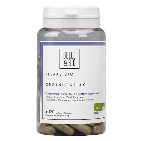 Belle&Bio Relaxe Bio 120 capsule