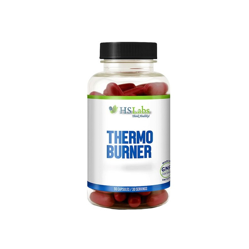 Thermo Burner 90 capsule, arde grasimile, reduce apetitul, taie pofta