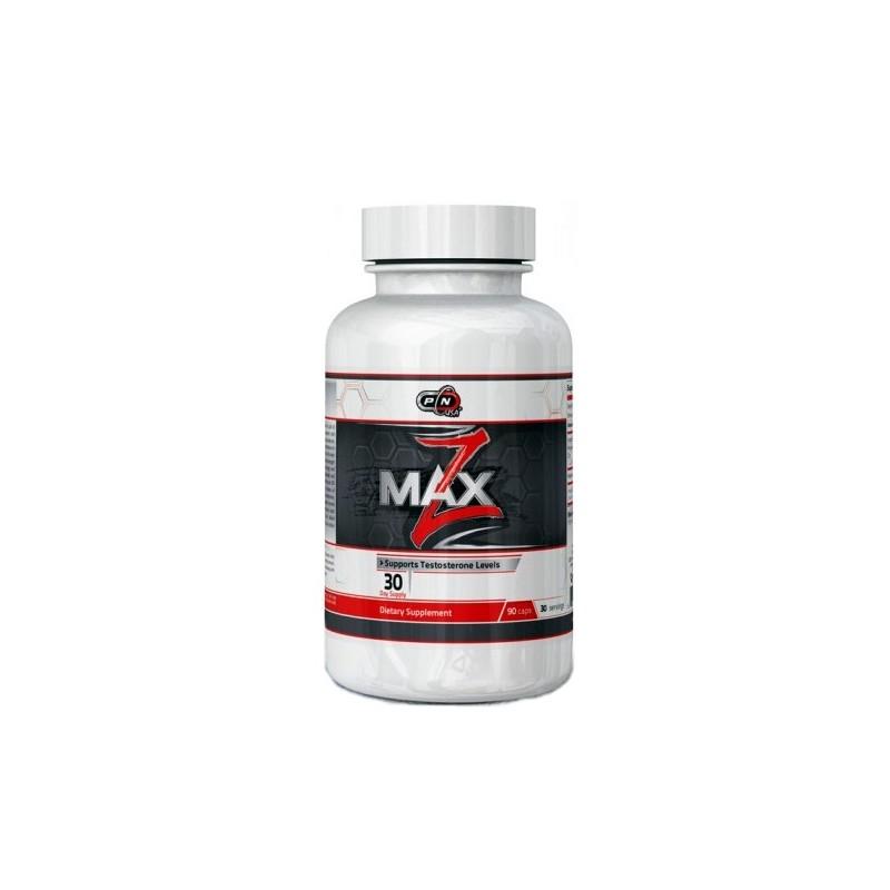 Z-Max - Vitamina B6, Magneziu, Zinc, Melatonina, 90 capsule
