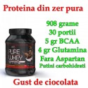 Pure Whey, Proteina pura din zer, 908 grame