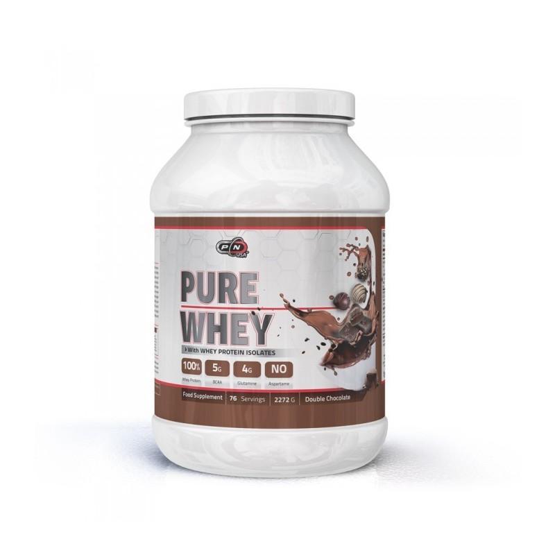 Pure Whey, Proteina pura din zer, 2270 grame