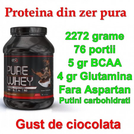 Pure Nutrition USA Pure Whey 2270 grame