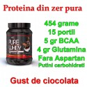 Whey Isolate - Izolat proteic din zer 454 grame, proteine din zer de calitate superioara