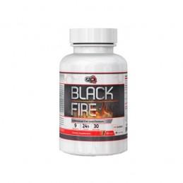 Black Fire 60 capsule. Arde grasimile, definirea masei musculare