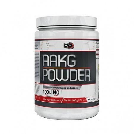 Pure Nutrition USA Arginina 500 grame Alfa Ketoglutarat pulbere (AAKG)
