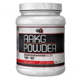 Arginina Alfa Ketoglutarat pulbere (AAKG) 1 kg, pret doze, prospect, culturism