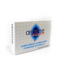 Oemine ANDRO (Ulei seminte dovleac) - 60 capsule