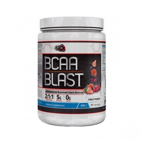Pure Nutrition USA BCAA cu Glutamina 500 grame
