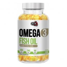 Omega 3, 1200mg, 100 capsule, Ulei de peste 480 EPA / 240 DHA