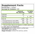 Ulei peste 480 EPA / 240 DHA, Omega3, 1200 mg, 300 capsule, colesterol mare