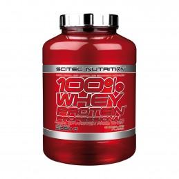 100% Whey Professional 2350 grame, 2.35 kg - Scitec Nutrition