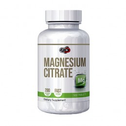 Magneziu Citrat 100 tablete 200mg