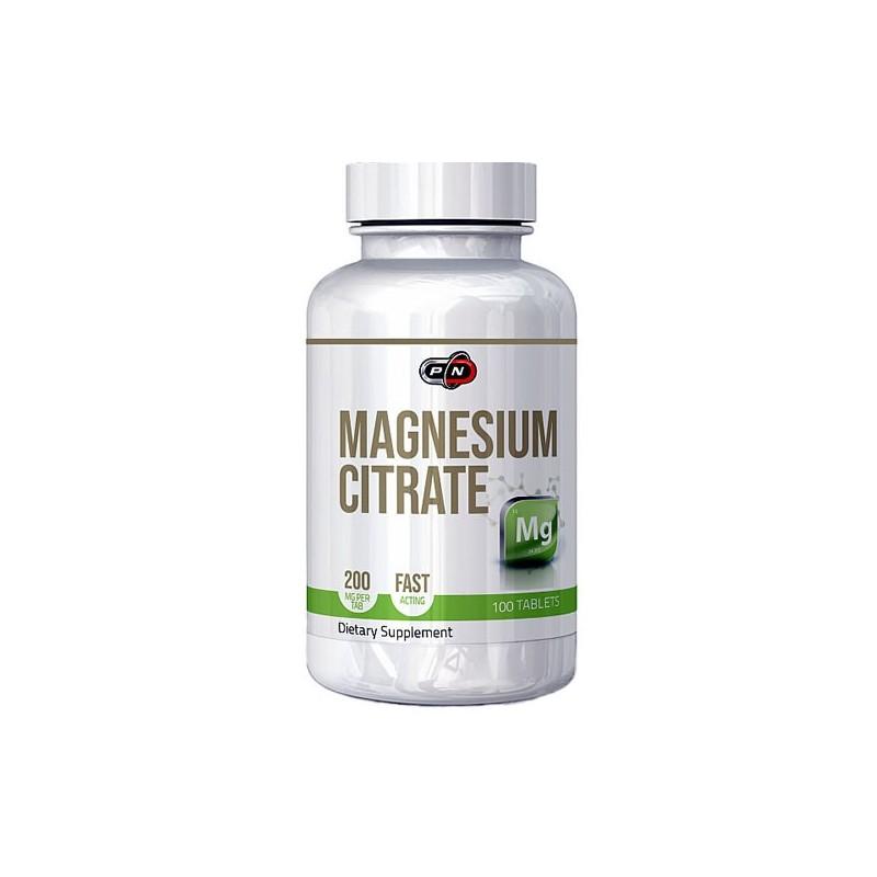 Magneziu Citrat 200 mg, 100 tablete, beneficii, prospect, pareri, efecte, pret