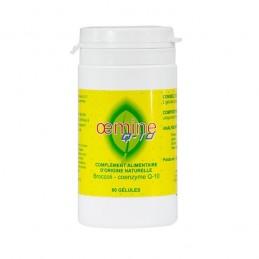 Oemine Coenzima Q10 naturala, 60 capsule, CoQ10, Ubiquinone, pret