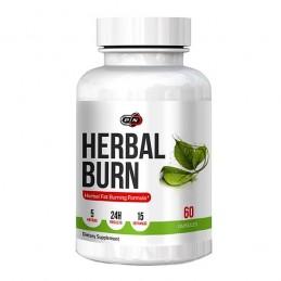 Pure Nutrition USA Herbal Burn 60 capsule, Reduce pofta de mancare Beneficii Herbal Burn: produs 100% din plante naturale, accel