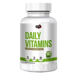 Daily Vitamins 50 tablete