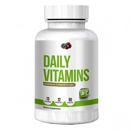 Pure Nutrition USA Daily Vitamins 50 tablete