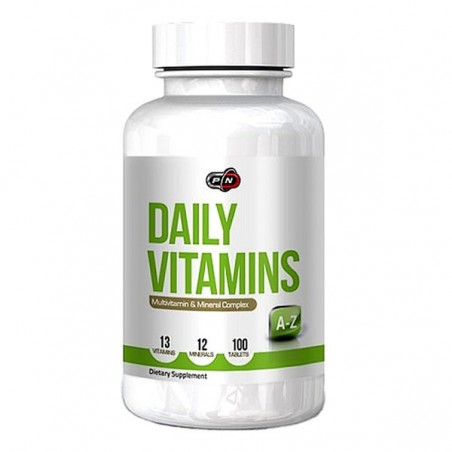 Pure Nutrition USA Daily Vitamins 100 tablete