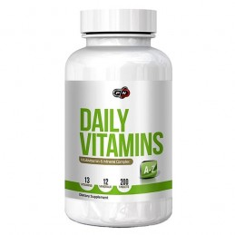 Pure Nutrition USA Daily Vitamins 200 tablete