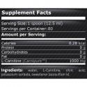 Carni Max (Carnitina lichida) 1000 ml. inhiba pofta, arde grasimea eficient