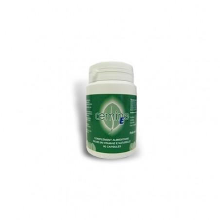 Oemine Vitamina E naturala - 60 capsule, Vitamina E