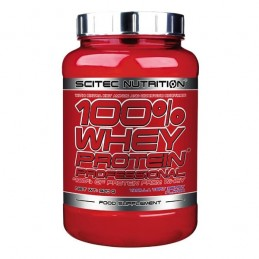 100% Whey Professional 920 grame - Scitec Nutrition, proteina din zer ultrapura