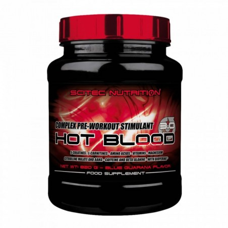 Scitec Hot Blood 3.0 - 820 grame