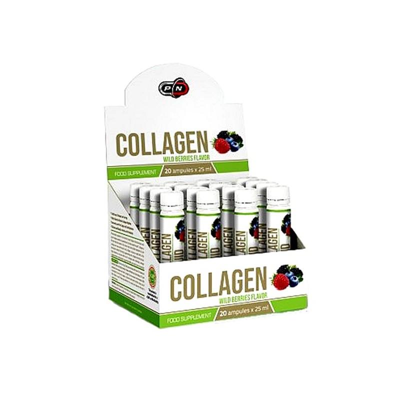Colagen lichid hidrolizat, 10.000 mg, 20 fiole
