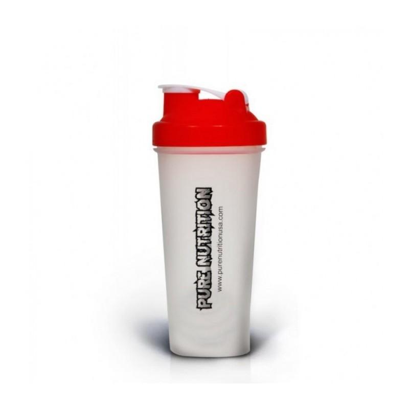 Blender Shaker – 600 ml, shaker pentru proteine, fara spuma