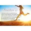 Vitamina D3 - 20.000 UI - 120 Tablete, 10.000% Doza zilnica, foarte concentrat