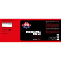 Hardcore Maca - 1.200 mg - 150 Capsule gigant