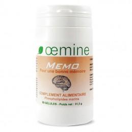 Oemine Memo - 60 capsule