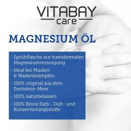 Ulei de magneziu originar Zechstein - Spray - 300 ml
