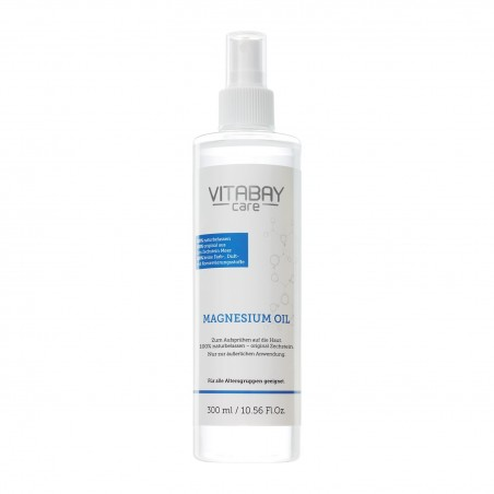 Ulei de magneziu original Zechstein - Spray - 300 ml