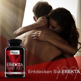 Vitabay ErektaXXX, 120 de capsule, stimuleaza libidoul, creste testosteronul Beneficii Vitabay ErektaXXX - stimuleaza libidoul l