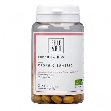 Belle&Bio Curcuma Bio 120 Comprimate