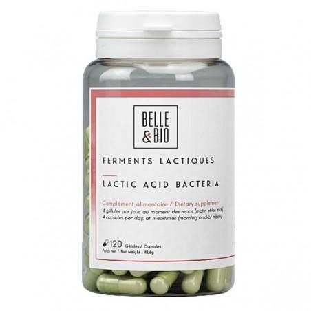 Belle&Bio Bacterii lactice fermentate 120 capsule