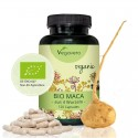 Maca Organica Radacina 120 capsule, afrodisiac natural