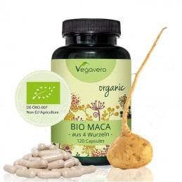 Maca Organica Radacina 270 capsule