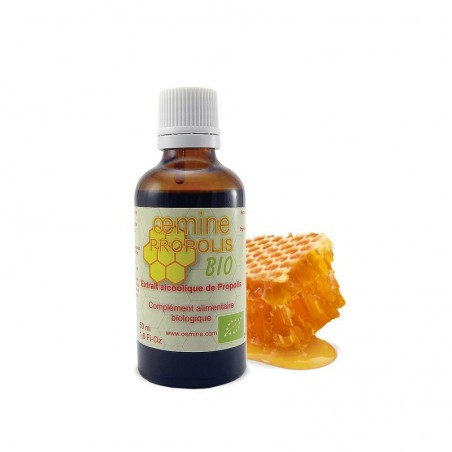 Oemine Propolis Bio - 50 ml
