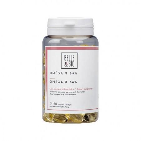 Omega 3 (65%) 120 capsule
