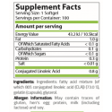 CLA 800 mg 100 gelule