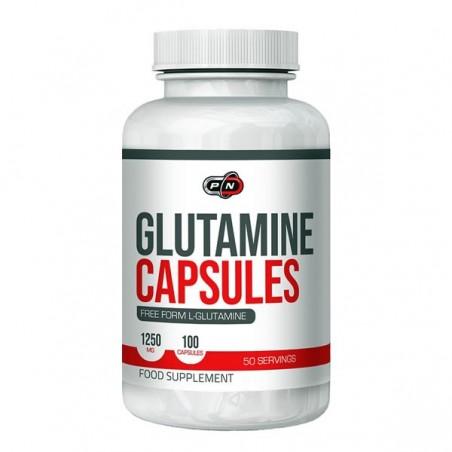 Pure Nutrition USA L-Glutamina 1250 mg 100 capsule
