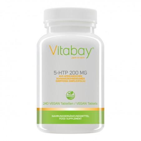 5-HTP 200 mg - 240 Tablete