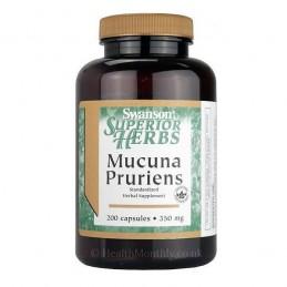 Swanson Superior Mucuna Pruriens 350 mg 200 Capsule