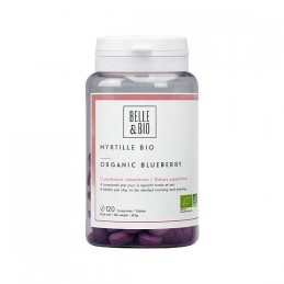 Myrtille (Pudra Afine) Bio 120 capsule, efecte, administrare, pret, pareri